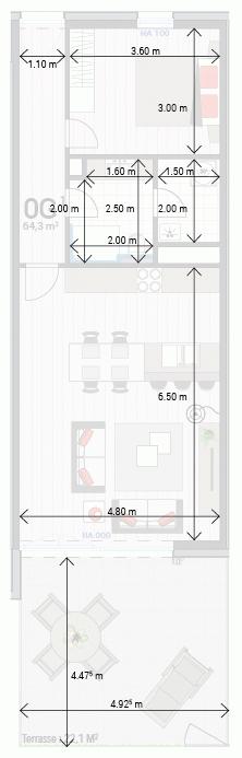 Wohnung 0G