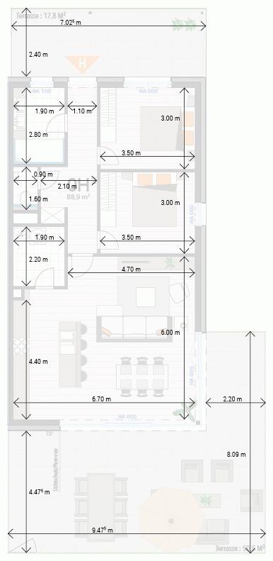 Wohnung 0H