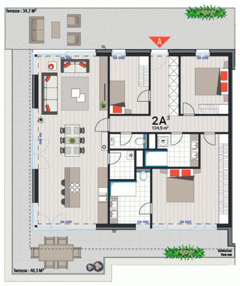 Appartement 2A